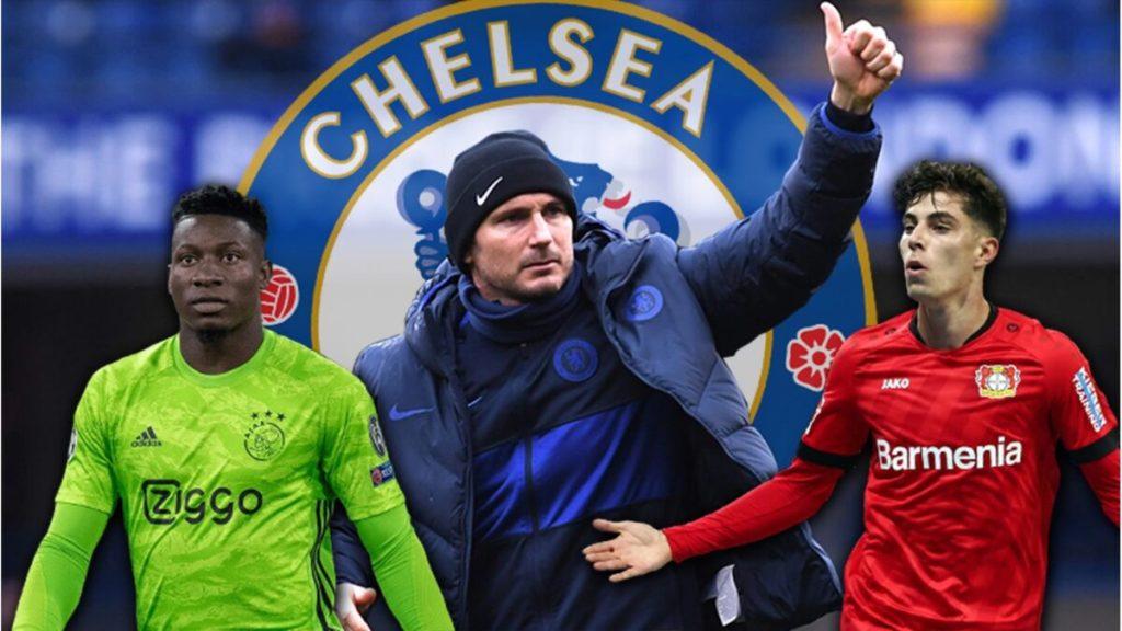 transfert Chelsea 2020