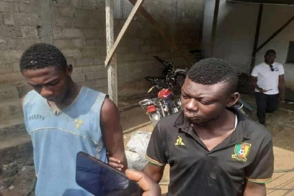 Cameroun viol