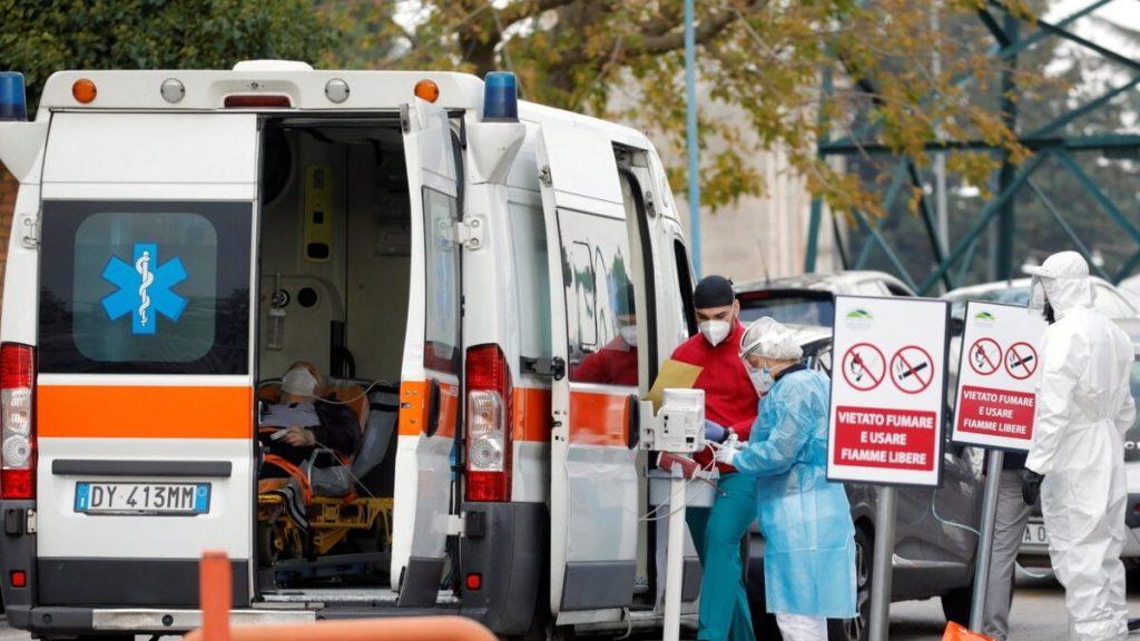 mafia italienne ambulanciers