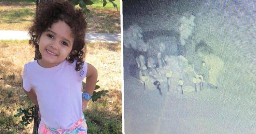 maman regarde vidéo surveillance défunte fille visiter propre tombe