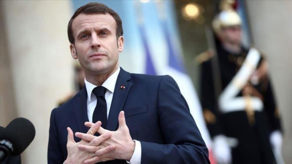 France 3è confinement Macron position