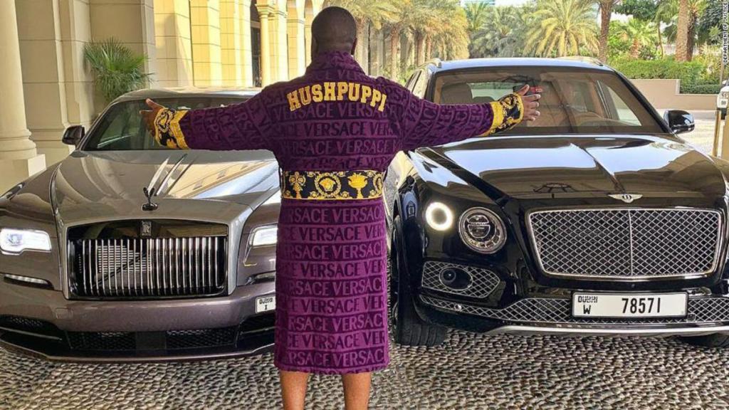 Hushpuppi influenceur nigérian cité nouvelle affaire blanchiment d'argent