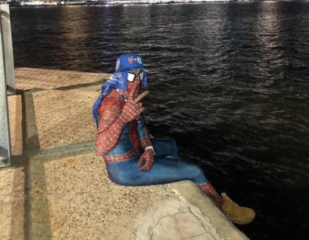 Spider Cuz nouveau super héros rues new-yorkaises
