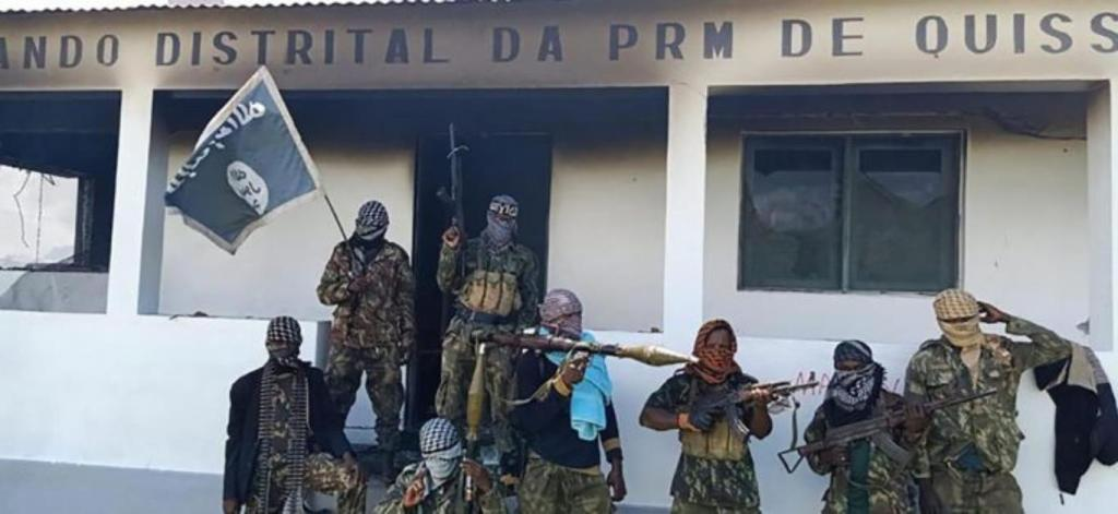 Mozambique Palma contrôle djihadiste