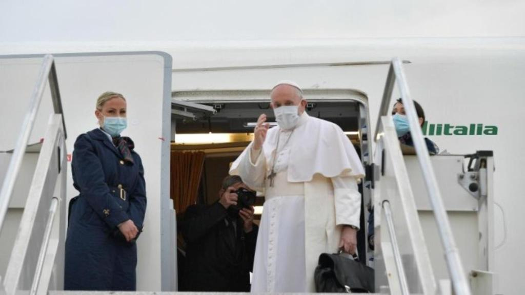 Pape François Irak en danger insécurité