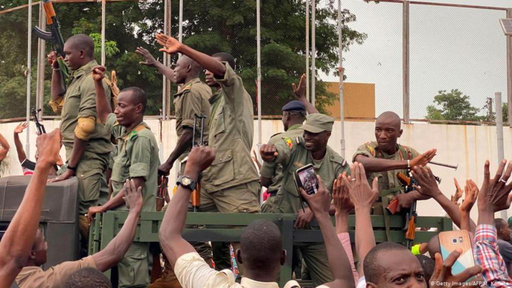 8 coups plus marquants coups d'Etat Afrique
