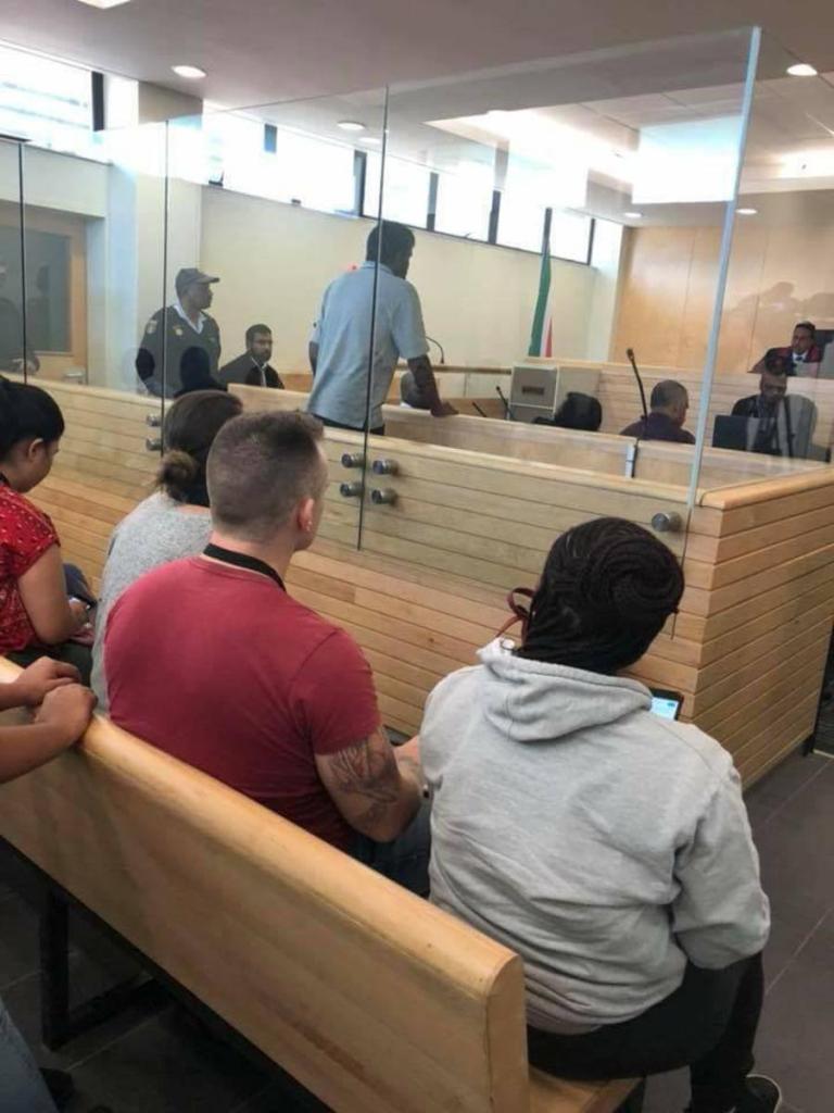 Afrique du Sud homme condamné 173 ans prison violé belle-fille