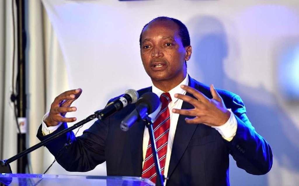 Patrice Motsepe président CAF