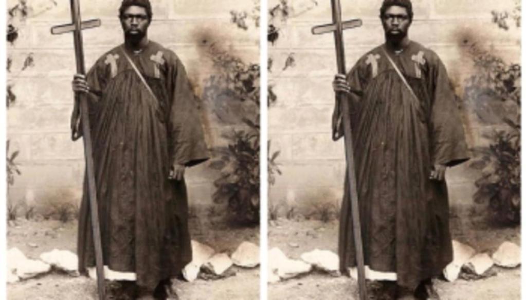 prophète Daniel Bible cage lions dévoré
