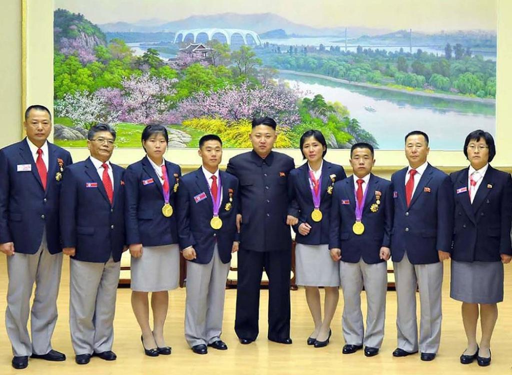 J.O Corée du nord refuse participer aux jeux
