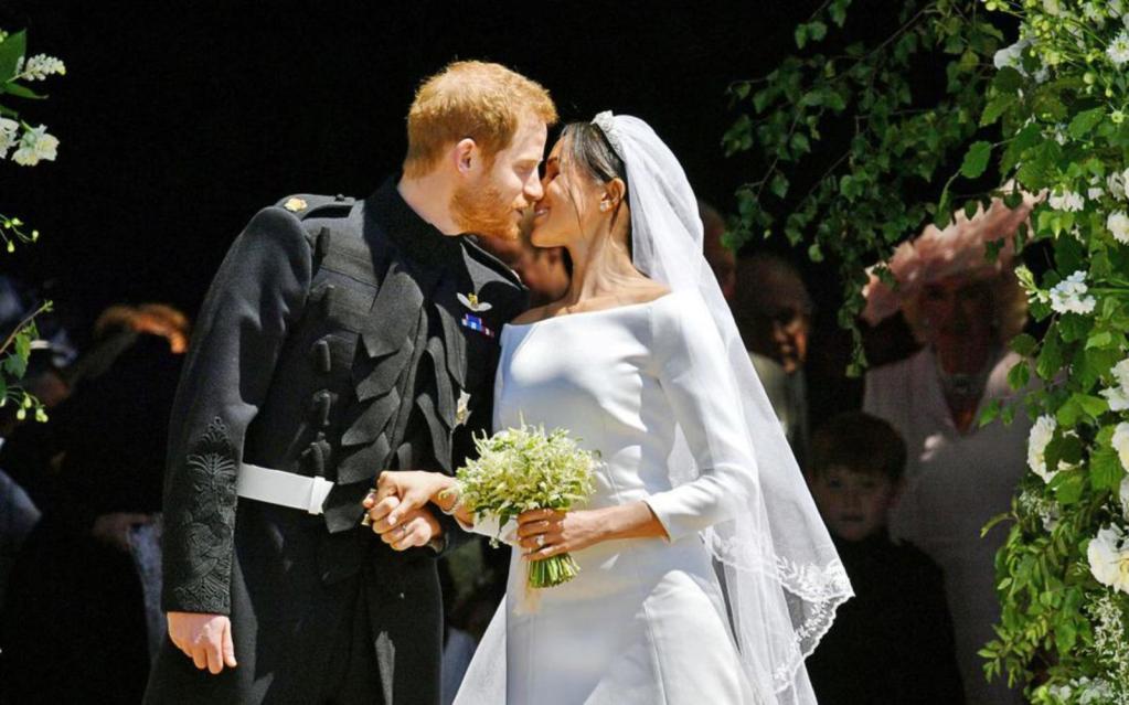 Interview Meghan Markle Prince Harry mariage prêtre