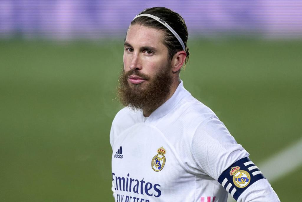 Réal Madrid Sergio Ramos positif Covid-19