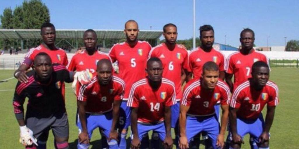 FIFA banni suspend Tchad Pakistan