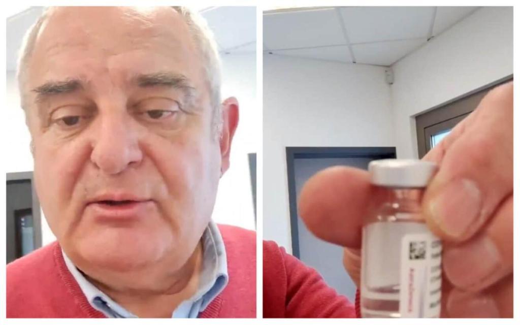 AstraZeneca médecin poubelle doses vaccin raisons