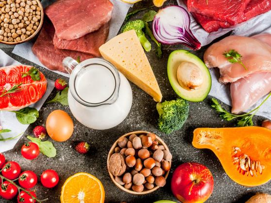 5 aliments pousse barbe