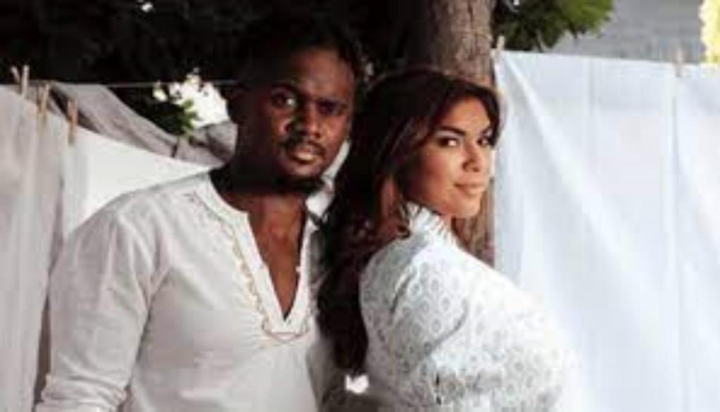 Black M mariage femme Léa Djadja en couple