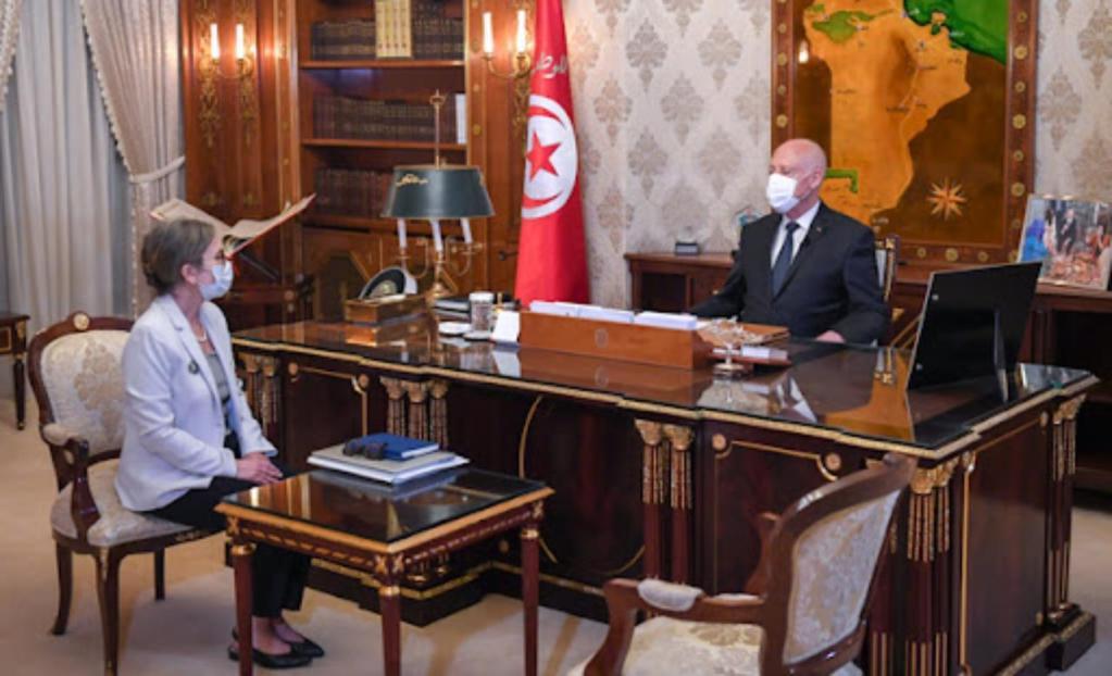 Najla Bouden Tunisie gouvernement