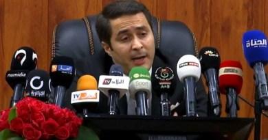 Corruption dans le football: Le ministre algérien des sports prend des mesures strictes