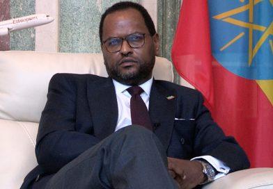 INTERVIEW: S.E.M Henok Teferra Shawl Ambassadeur de l'Éthiopie en France et auprès de l'Unesco