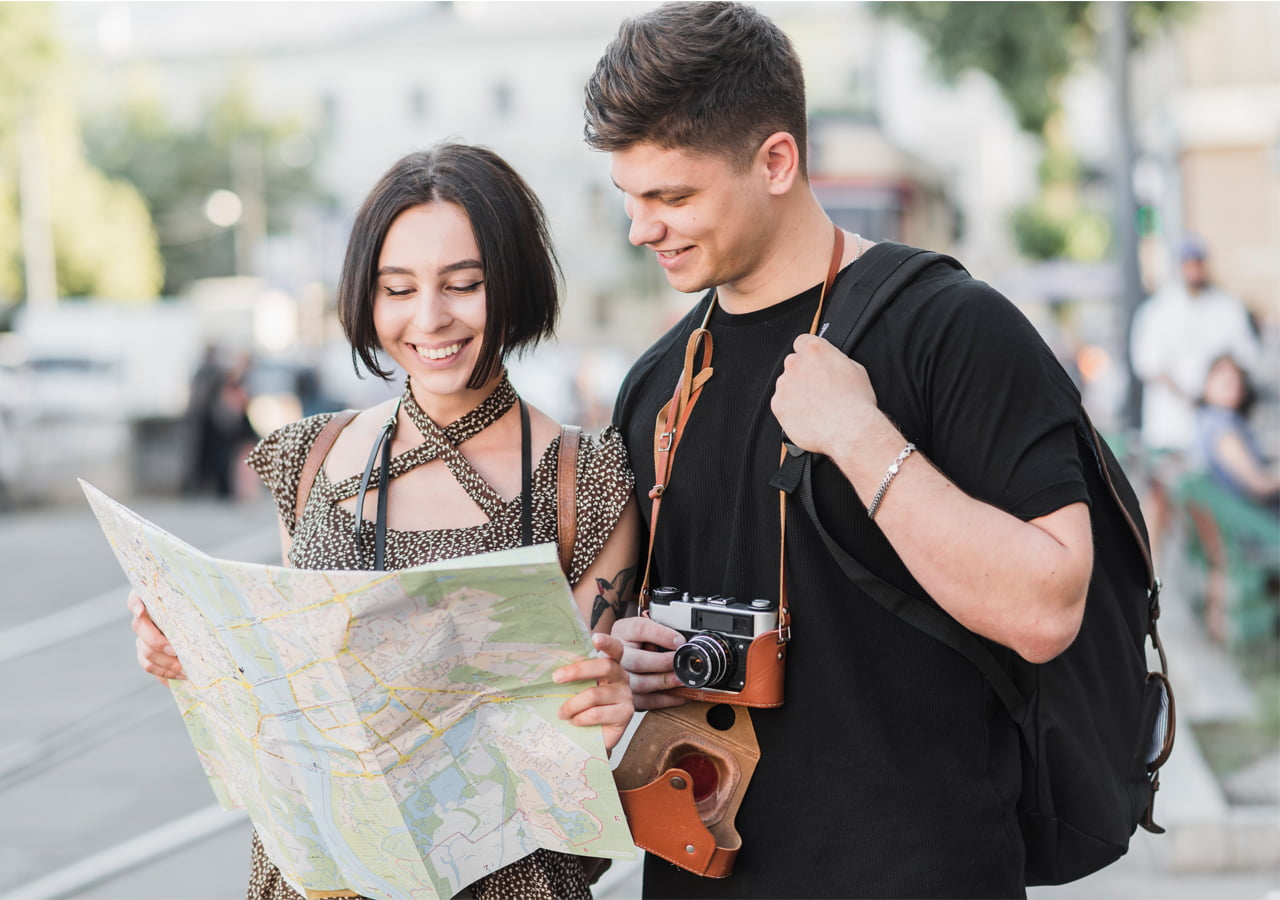 Get your own map before travelling these places for your best backup for long journey