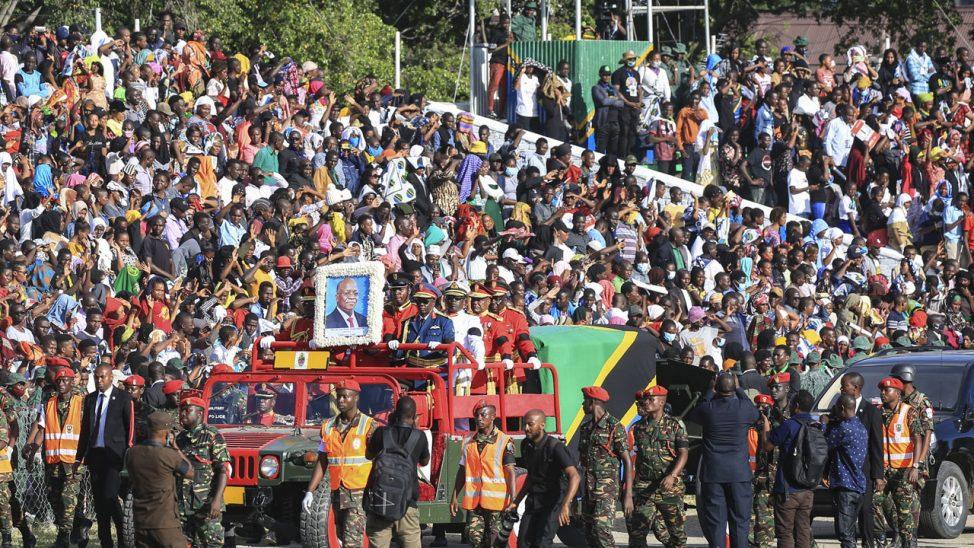 Magufuli tribute