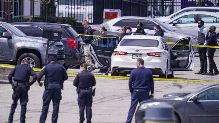 Indianapolis massacre shooter
