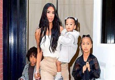 Kim Kardashian has enough children
