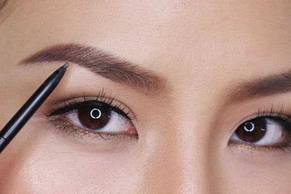 Makeup Tips, eye brown pencil
