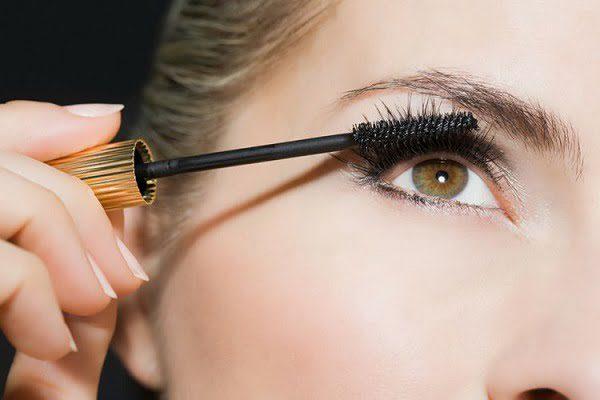 Makeup Tips, mascara application