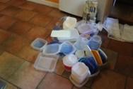 Before - Cupboard Emptied