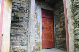 Beautiful door at Las Pozas