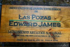 Las Pozas by Edward James He used to live here!
