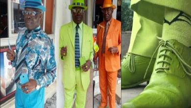 """160 costumes and 200 pairs of shoes, see the """"most elegant man in Africa"""""""