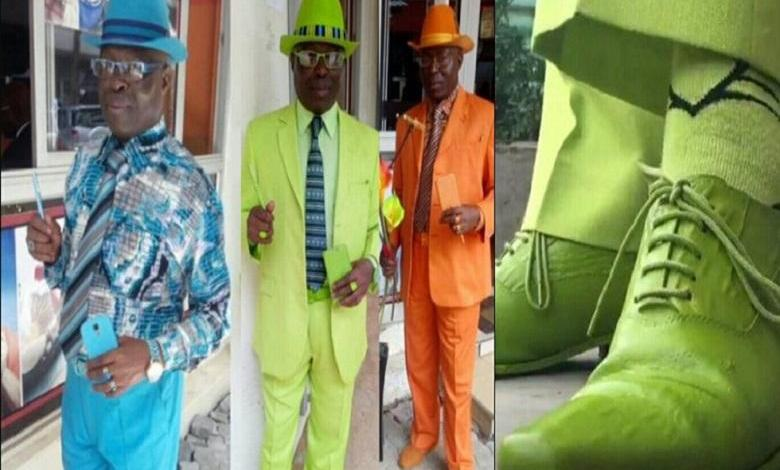 "160 costumes and 200 pairs of shoes, see the ""most elegant man in Africa"""