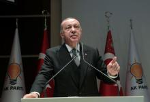 Europe becomes 'a prison' for Muslims, says Erdogan
