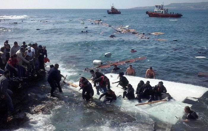 Five dead in a shipwreck in Congo