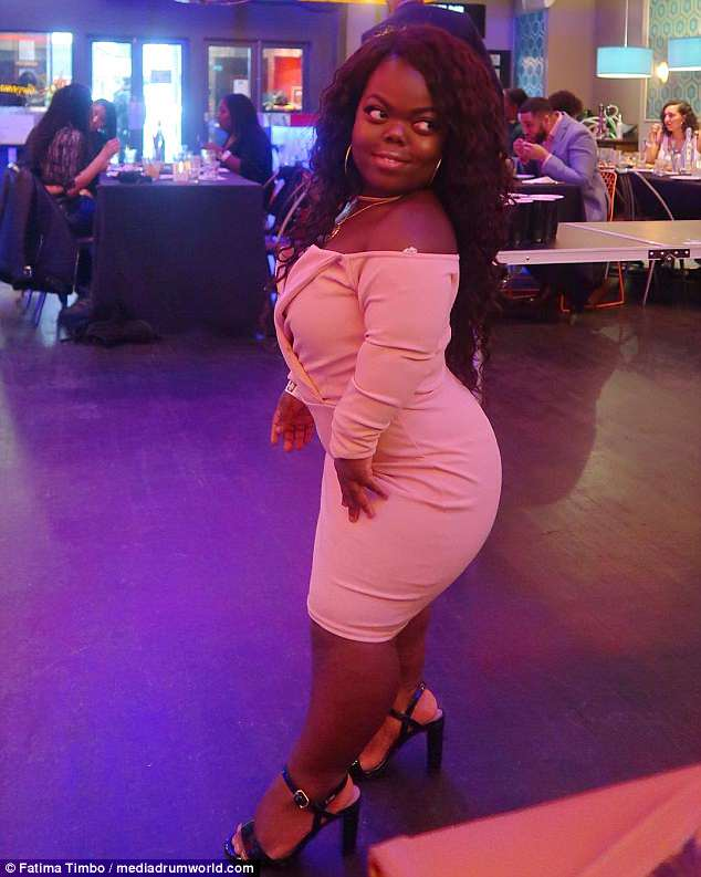 """Fatima Timbo: """"Dwarf or Height is not a challenge"""""""