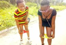 "Our underwears are ""Spiritually fortified"" - 2 ladies boast in public"