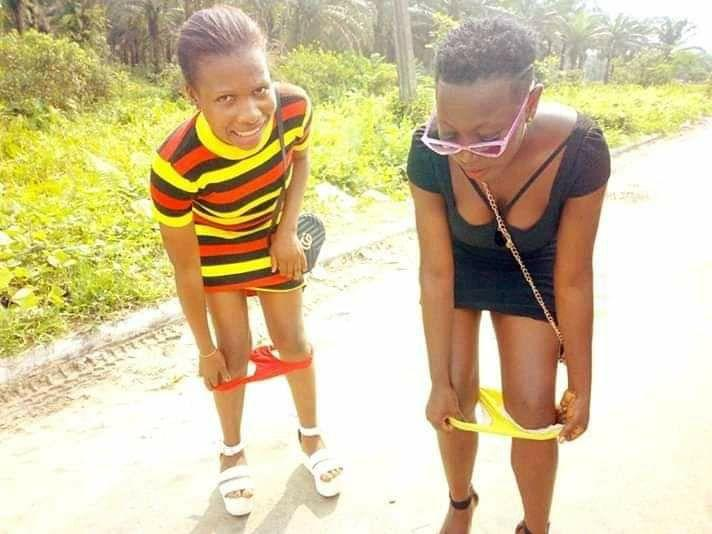 """Our underwear are """"Spiritually fortified"""" - 2 ladies boast in public"""