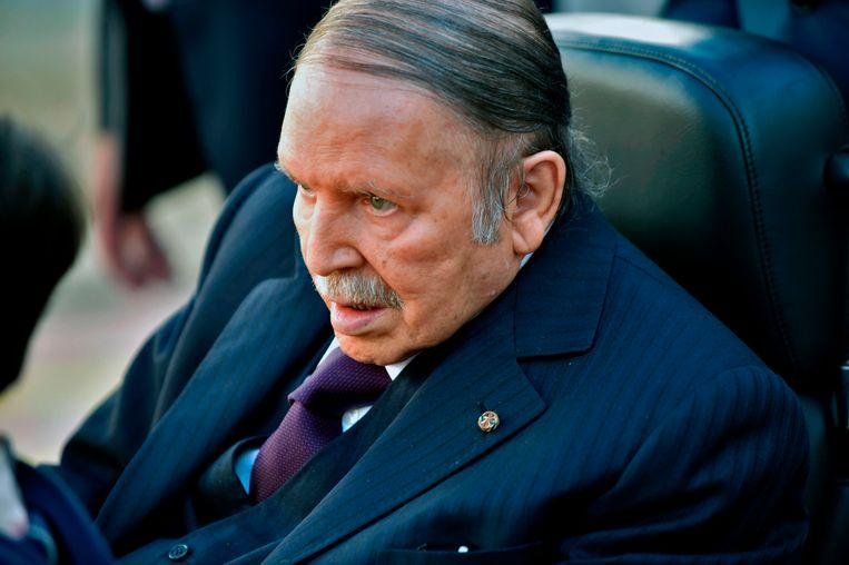 Former President Bouteflika (84) of Algeria passed away