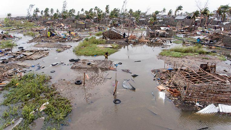 IMF emergency loan for reconstruction Mozambique after cyclone Idai