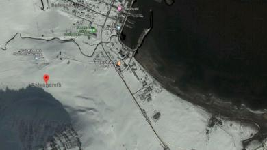 """Icelandic mayors angry with Google Maps: """"Snow everywhere"""""""