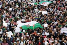 Two bills to speed up elections in Algeria