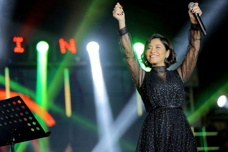 Egyptian singer Sherine Abel-Wahab ban in her own country