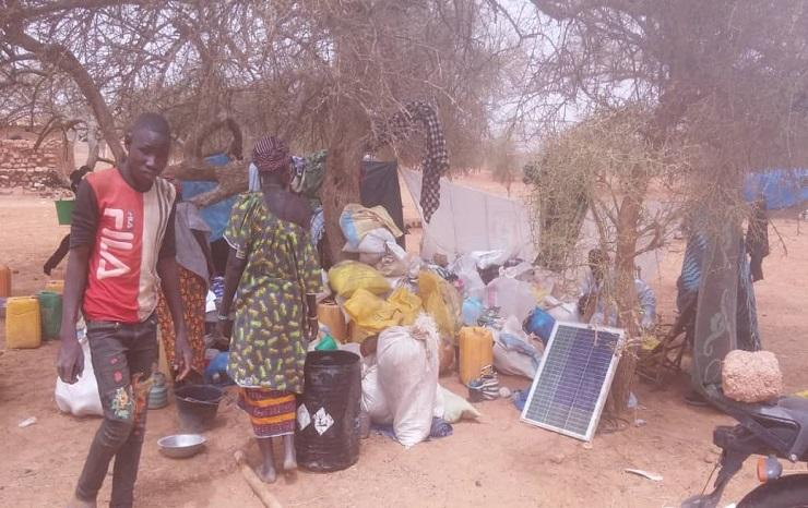 62 deaths in jihadist attacks and ethnic violence in Burkina Faso