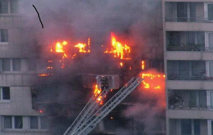 Breakups: Deji allegedly set fire on his ex's house, kill 5 people