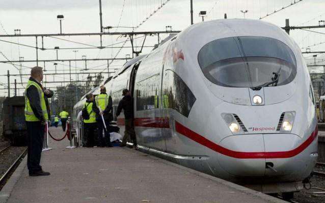 German train driver finds bags full of money from a Nigerian