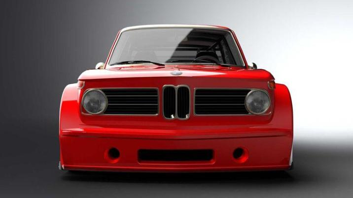 This old BMW is faster and more expensive than new Ferrari
