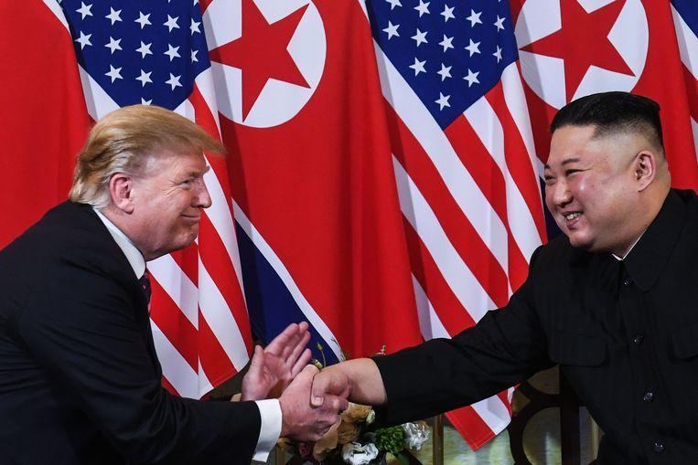 "Trump: Kim says ""small apology"" for rocket test"