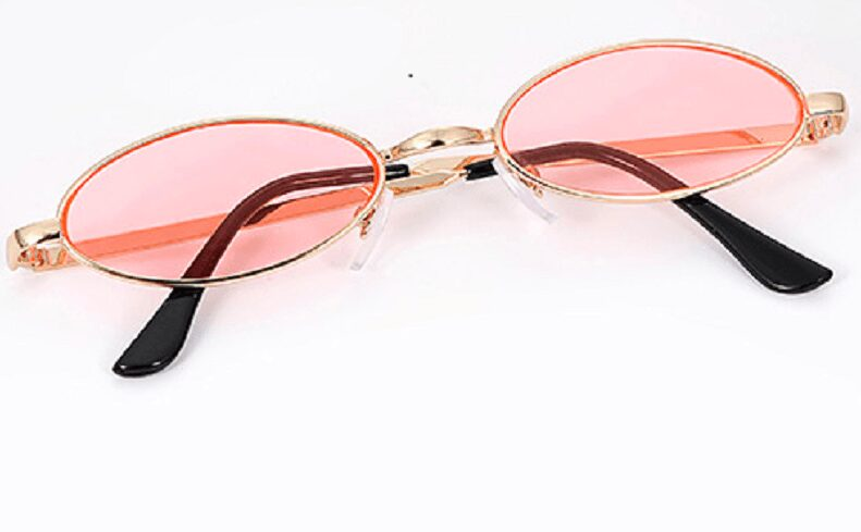 That is why we often view memories through pink glasses